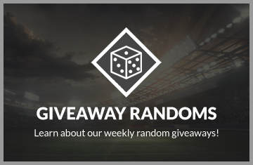 Giveaway Randoms: Learn about our weekly random giveaways!